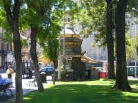Chiosco caratteristico catanese  Piazza Borgo e il Chiosco   - Catania (5296 clic)