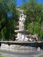 Fontana  Piazza Borgo - Fontana dea Cerere  - Catania (3514 clic)
