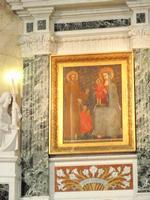 Quadro Madonna della MIlicia    - Altavilla milicia (1616 clic)