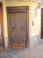 Porta Intarsiata     - Altavilla milicia (1212 clic)