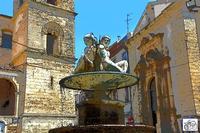 Piazza San Tommaso  ENNA Rosario Colianni
