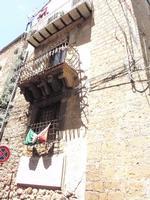 Casa dove nacque il Questore Boris Giuliano   Il Questore Boris Giuliano fu ucciso dalla mafia nel 1979   - Piazza armerina (1608 clic)