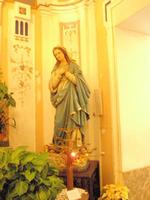 La Bellissima Madonnina dell Chiesa di Sant'Anna  Tienici tutti nel tuo Cuore.     - Santa flavia (2252 clic)