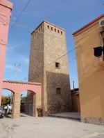 Torre di Borgo Cascino   ENNA Rosario Colianni