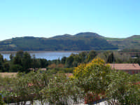 Panorama  Lago di Pergusa  - Pergusa (3920 clic)