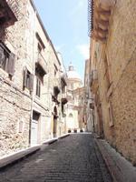 Strada centro storico   - Piazza armerina (1080 clic)
