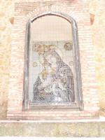 Antica Edicola dedicata a Maria S.S. di Piazza Vecchia   - Piazza armerina (1039 clic)