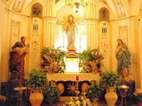 Santissimo (parrocchia Sant'Anna)   - Santa flavia (1939 clic)