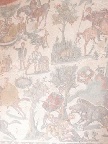 Villa Romana del Casale - mosaici - PIAZZA ARMERINA - inserita il 05-May-14