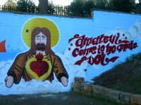 Murales Murales presso casa d'accoglienza per anziani S.Lucia  ENNA Rosario Colianni