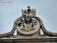 carcere borbonico - particolare    - Caltagirone (230 clic)
