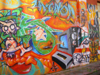 Murales Murales Casa di Giufà   - Enna (4523 clic)