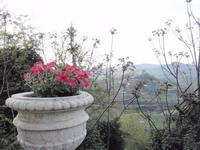 Veduta di Calascibetta dal belvedere di Enna  (1343 clic)