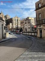 strada cittadina    - Caltagirone (599 clic)