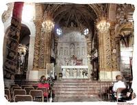 interno Basilica di San Leone    - Assoro (536 clic)