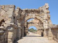 Resti romani della zona archeologica di Tindari  (2950 clic)