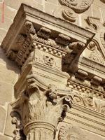 Basilica di San Leone - particolare     - Assoro (594 clic)