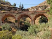 ponte ferroviario     - Assoro (586 clic)