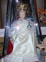 Bambinello di Praga - Chiesa dell'Immacolata   - Casteldaccia (6340 clic)