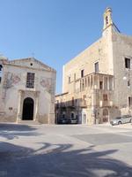 Chiesa dedicata alla Madonna del Rosario  Palazzo chiaramonte   - Favara (3669 clic)