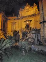 Villa Palagonia di notte   BAGHERIA Rosario Colianni