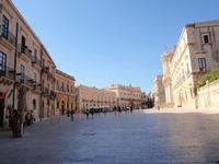 Piazza Duomo Piazza Duomo     - Siracusa (3143 clic)