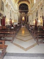 Chiesa dell'Immacolata - interno   - Agrigento (3084 clic)