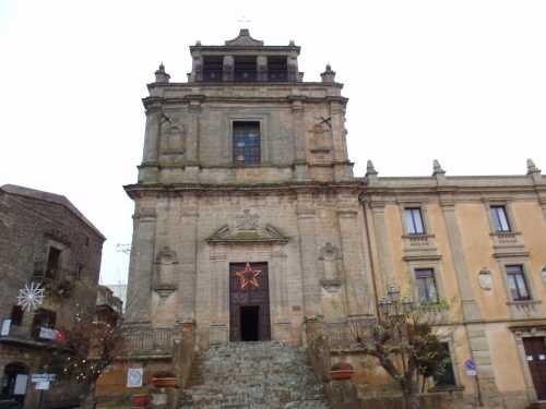 Mausoleo - ENNA - inserita il