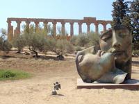 Valle dei Templi - Tempio di Giunone   - Agrigento (3979 clic)
