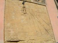 Orologio solare (anno 1742) (all'esterno della chiesa di S.Giovanni) ENNA Rosario Colianni