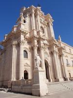 La Cattedrale La Cattedrale       - Siracusa (3876 clic)