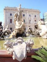 Fontana dedicata a diana  La fontana dedicata a diana        - Siracusa (3919 clic)