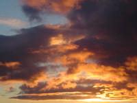 tramonto    - Mussomeli (2242 clic)