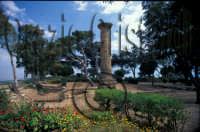 zona archeologica  - Gela (6117 clic)
