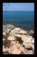 un tratto di costa  - Sampieri (15915 clic)
