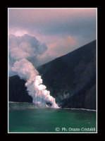 stromboli eruzione mattino del 28 Febbraio 2007  - Stromboli (4170 clic)