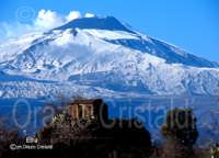 vista dell'Etna  - Etna (2598 clic)