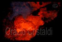Eruzione 1991/92   - Etna (3357 clic)