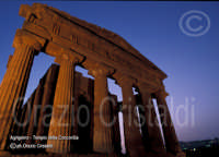 Tempio della Concordia  - Valle dei templi (4478 clic)
