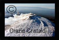 il cono vulcanico dell'Etna  - Etna (9254 clic)