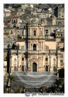 la cattedrale di san Giorgio  - Modica (4238 clic)