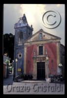 la chiesa Madonna delle Grazie di Piano Tremestieri prima che venisse restaurata  - Tremestieri etneo (6467 clic)