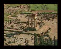 tempio dei Dioscuri  - Agrigento (4535 clic)
