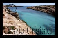 il fiordo di cala Madonna  - Lampedusa (4658 clic)