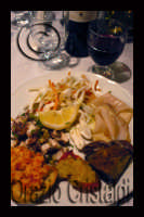 un piatto tipico che si puo' mangiare alla trattoria Gallo D'oro  - Lampedusa (6531 clic)