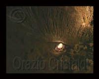 grotta dei tre livelli  - Etna (3111 clic)