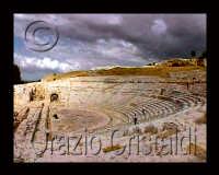 teatro greco  - Siracusa (2798 clic)