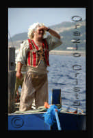 Clemente, e' ormai assieme a gioacchino l'ultimo dei veri tonnaroti di favignana  - Favignana (7702 clic)