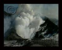 i crateri sommitali  - Etna (3603 clic)