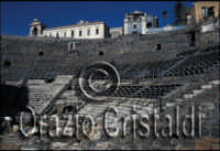 teatro greco  - Catania (7359 clic)